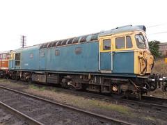 Class 33 D6535 at Loughborough G.C.R Diesel Gala 18/03/2017 (37686) Tags: class 33 d6535 loughborough gcr diesel gala 18032017