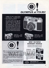 Adds Olympus 35S II f2.8 Variation 2 (1957 - 1959) ramgefinder film camera (THE OLYMPUS CAMERAS COLLECTOR) Tags: olympus 35s ii f28 variation 2 1957 1959 rangefinder film camera