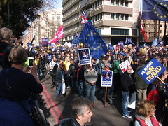 DSCF2465 (BScar23625) Tags: demonstration antibrexit proeu hydeparkcorner brexitprotest