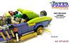 LEGO Batman Custom MOC | The Joker Lowrider Pimpmobile (AC Studio) Tags: lego batman custom moc the joker lowrider pimpmobile legos building toys bricks 70906 notorious low rider set