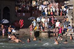 Nasik - Bathing ghats (JohnMawer) Tags: nasik nashik maharashtra india in