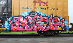 Bogus (view2share) Tags: railroad wisconsin cn train graffiti spring track transport may tracks rail railway trains transportation rails boxcar tagging railways wi freight springtime railroads bogus canadiannational freighttrain railroadcar ttx railroading 517 freightcars freightcar 2013 trackage l517 cn517 may2013 may192013