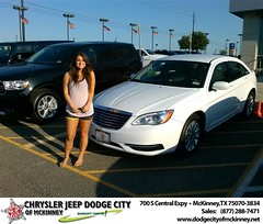 Dodge City of McKinney would like to wish a Happy Birthday to Debra Sancer! (Dodge City McKinney Texas) Tags: new city car sedan truck wagon happy dallas texas allen jeep tx pickup used vehicles delivery dodge bday dfw chrysler plano van minivan ram suv coupe dealership frisco mckinney shoutouts hatchback dealer customers 4dr metroplex 2dr preowned
