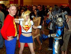 pcc14 (Kurt Colin) Tags: arizona phoenix costume mr freeze predator comicon 2013