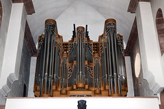 Orgel - Stiftskirche St. Peter und Alexander - Aschaffenburg 02 (Stefan_68) Tags: church germany bayern deutschland bavaria kirche organ organo eglise organpipes orgel aschaffenburg orgue orel stiftskirche orgona orgelpfeifen kirchenorgel organy stiftsbasilika klaisorgel