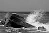 Waves (Stephen Whittaker) Tags: white black water mono nikon d5100 whitto27