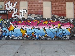 Acne (soulroach) Tags: nyc ny brooklyn graffiti acne dklt