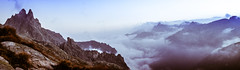 A walk on clouds (Pablo Apiolazza) Tags: winter people italy fall tourism landscape spring italia awesome father pablo mother trento fathersday padre diederik caspar valsugana bestlandscapes apiolazza storytravelers besttravelvideos