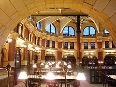 Fisher Fine Arts Library, University of Pennsylvania, Philadelphia, PA (Iris Speed Reading) Tags: world latinamerica southamerica beautiful us amazing cool asia europe top library libraries united most states coolest inspiring speedreading