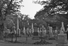 untitled-21 (mike337) Tags: bw cemetery statue virginia raw sony norfolk a330 2011 tamron18200