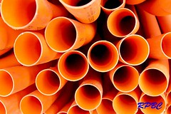RPBC 378 (richardsphotographybc) Tags: water construction o pipes plumbing tubes gas plastic rings seals heating pvc drainage fittings