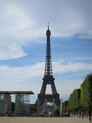 paris015tour (invisiblecompany) Tags: travel paris tower landmark eiffel 2012