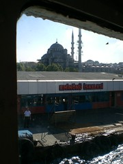 Istanbul 2006 (Massanz) Tags: turkey boat istanbul turchia eminonu iskelesi