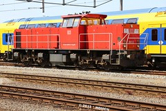 6412 (JFH-Photo) Tags: diesel db loc amersfoort lok railion schenker 6400 locomotief 6412 lokomotief dbschenker