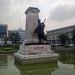 Douala - Monument aux poilus français