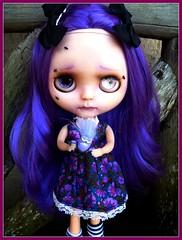 AlViRa just loves the little Purple sweetie!!!