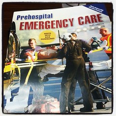 EMT class! Yeah baby :)! #bostonems (Boston EMS Relief Association) Tags: instagram ifttt