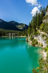 San Cassiano 2013 (Nicola Pezzoli) Tags: lake nature water canon lago nicola alto dolomiti braies manfrotto adige 600d pezzoli 2013