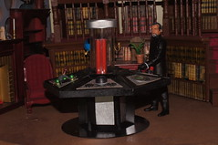 The Master`s Tardis - Andy Sears (Andy Sears 321) Tags: andy who sears master doctor tardis console