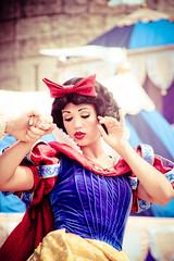 Snow White (abelle2) Tags: princess disney disneyworld wdw waltdisneyworld snowwhite magickingdom disneyprincess princesssnowwhite dreamalongwithmickey dreamalong
