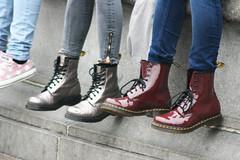 Docs (tezzer57) Tags: uk london boots trafalgarsquare dms londonist docmartins