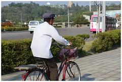 North Korea (t-yac) Tags: travel bike north korea pyongyang