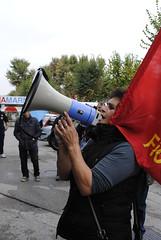 21.10.13 - MANIFESTAZIONE DEI LAVORATORI ACC DI MEL (Belluno più) Tags: acc belluno lavoro manifestazione diritti fiom accdimel