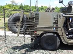 Humvee (Passe par tout) Tags: portugal 4x4 military armor militar vehicle airforce hummer humvee armour armedforces viatura armoured fap v