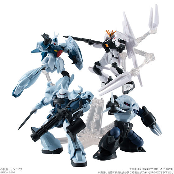 GUNDAM Assault Kingdom第四彈來襲!