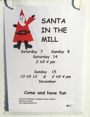 Holgate Windmill - Santa weekends