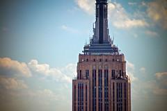 Empire State Building (bwilliamp) Tags: nyc newyorkcity usa ny newyork manhattan empirestatebuilding bigapple topoftherock 30rock 30rockefellerplaza