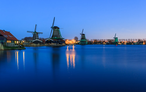 Zaanse  Schans, the Netherlands