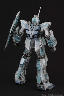 MG Clear Full Armor Unicorn - Snap Fit 19 by Judson Weinsheimer