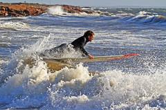 Satsa allt (Quo Vadis2010) Tags: sea beach strand se surf waves sweden wave surfing sverige westcoast halmstad sandhamn hav halland vgor brda vstkusten vg kattegatt thewestcoast wavesurf wavesurfing vtdrkt laholmsbukten vgsurfing vgsurf surfbrda municipalityofhalmstad halmstadkommun