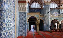 Sinan, Rüstem Paşa Mosque, view to balcony