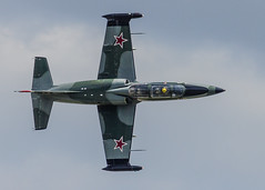 Aero L39C Tom Coble (4myrrh1) Tags: canon airplane rebel virginia airport aircraft aviation airplanes airshow lynchburg va aero l39c t2i