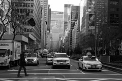 Metlife (ekindangen) Tags: street city nyc people bw williamsburg streetphotos