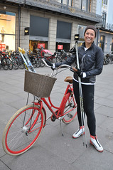 Oda (clotilde.imbert) Tags: bike copenhagen cyclists vélo cyclechic