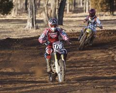 Sweet 16 MX (Garagewerks) Tags: oklahoma sport track all sweet bigma sony sigma motorcycle 16 athlete motocross mx jumps muskogee 2014 50500mm motolife f4563 slta77v vision:sunset=056 vision:sky=0916 vision:outdoor=0768