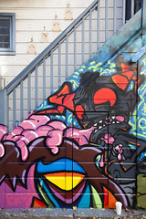 feast (eb78) Tags: sf sanfrancisco california ca streetart graffiti bayarea mission missiondistrict