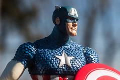 Little Steve Rogers (misterperturbed) Tags: marvel captainamerica avengers marvelselect diamondselect