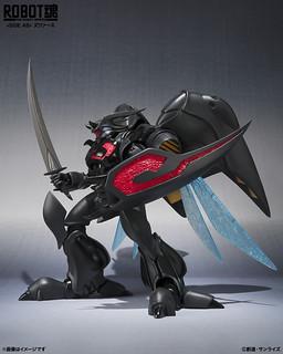 ROBOT魂 聖戰士Dunbine  Zwarth