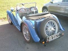 1935 MG PA (RoyCCCCC) Tags: mg silverstone hscc mgpa