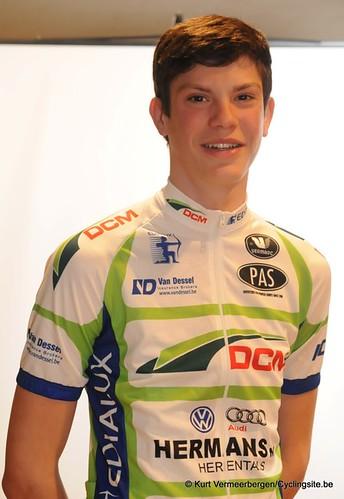 Ploegvoorstelling DCM Cycling Team (27)