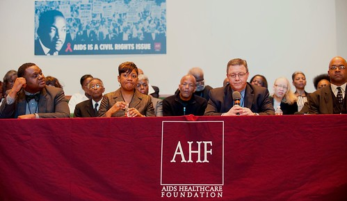 AIDS Is A Civil Rights Issue: Baton Rouge