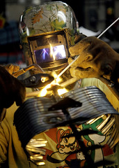 art_welding19 (Carl Sandburg College) Tags: sculpture art welding weld competition stick sandburg mig csc metalworking metalworks metalsculture artwelding carlsandburgcollege sandburgcollege vision:mountain=0593