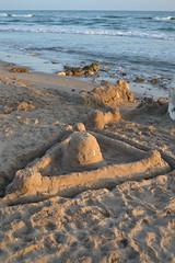 Port Stoneguard (SpearralSquid) Tags: get castle beach port way this is sand great sunburned huge sandcastle merchant