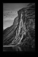 _Jurassic_ph.p.ph.© exh. (paolo paccagnella) Tags: blackandwhite bw italy black bird water norway canon print photo waterfall italia expo paolo wb exhibition bn paesaggio norvegia biancoenero wn sevensister neroebianco 7sister canonequipment canonefs1755mmf28isusmlens paolop blackwhitemasterphotos phpph phpphpaolo phpphotographycom phpph©