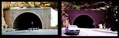 Strijdom tunnel circa 1977 (Sheldrickfalls) Tags: southafrica tunnel olympus taita om1 olympusom1 mpumalanga datsun curios limpopo lowveld transvaal easterntransvaal abelerasmuspass curiosellers taitafalcon strijdontunnel datsun180u vaalies