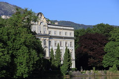 Sound of Music Film Location- Back of this House was used as the back of the Von Trapp House (Wallyfish) Tags: music salzburg film location sound
